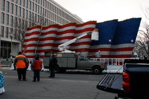 american-flag-float