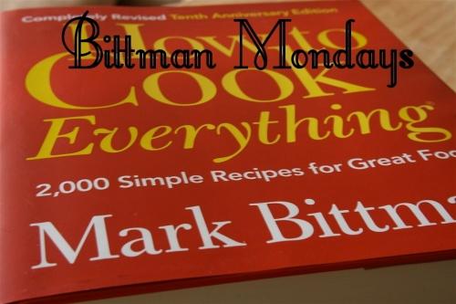 bittman-mondays-logo