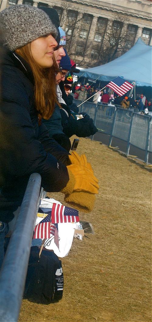 flag-waving-girl